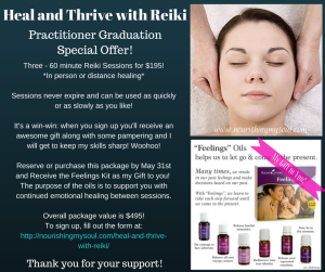 Heal and Thrive with Reiki v4